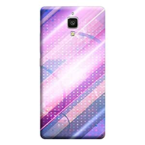 Ebby Premium Printed Mobile Back Case Cover With Full protection For Xiaomi Mi4 (Designer Case)