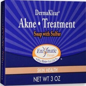 Enzymatic Therapy Derma Klear Akne Treatment Soap