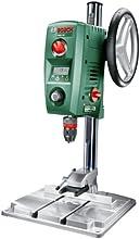 Bosch PBD 40 HomeSeries Tischbohrmaschine (710 W, elek. Drehzahlanzeige, 2 Gänge, max. Bohr-Ø 40 mm)
