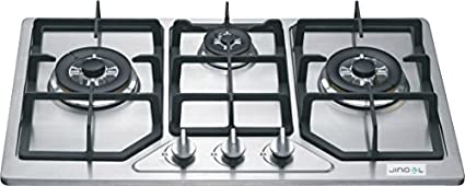 Selina Gas Cooktop (3 Burner)