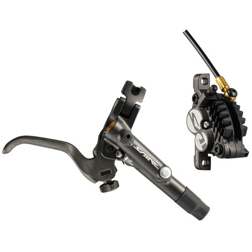 Buy Low Price Shimano M820 Saint Disc Brake Set, Rotor and Mount Not Included (Front) (IM8201LFPNA100)