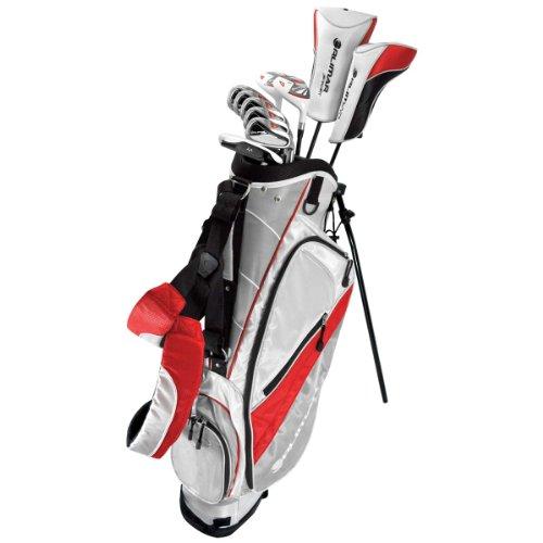 Orlimar Men's VT Sport Complete Golf Set (Left Hand, Regular Flex, Driver, 3 Fairway Wood, 4 Hybrid, 5 Hybrid, 6-PW, Putter, Bag)