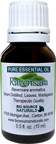 Ravensara (Ravensara Aromatica) ) Pure Essential Oil (30 Ml) 1. Fl. Oz.
