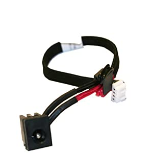 Eathtek® NEW TOSHIBA SATELLITE C655D-S5120 AC DC POWER JACK PORT CABLE HARNESS WIRE CJ26