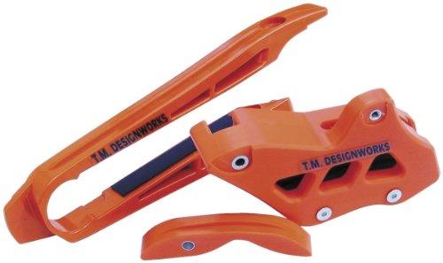 T.M. Designworks Factory Edition 2 Stage Front Super Slider - Orange Ktm-004-Or