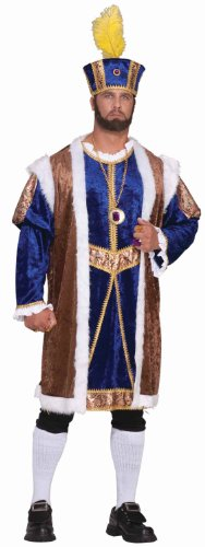 Forum Novelties Men's Plus-Size Extra Big Fun Henry The Viii Costume