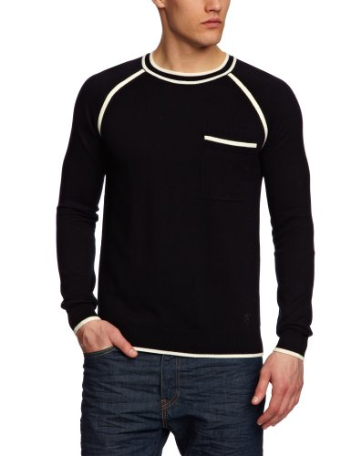 Pringle MR525 Men's Jumper Navy Medium