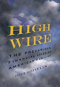 High Wire: The Precarious Financial Lives of American Families by Peter Gosselin