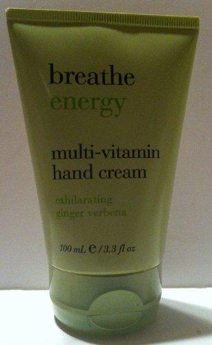 Bath & Body Works Breathe Energy Multi-Vitamin Hand Cream 3.3 Fl Oz