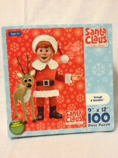 Santa Claus Is Comin' To Town 100 Piece Jigsaw Puzzle - One - Image Varies by Karmen International