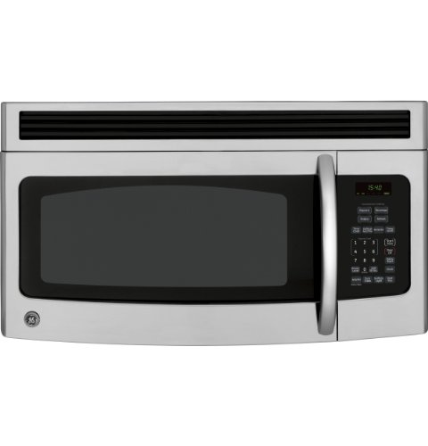 Sale!! GE JVM1540SMSS Spacemaker 1.5 Cu. Ft. Stainless Steel Over-the-Range Microwave