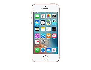 Apple iPhone SE Unlocked Phone - 64 GB Retail Packaging - Rose Gold