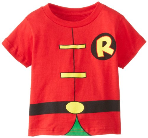 DC Comics Toddler costume Robin Caped Tee