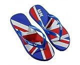 ARENA Flag Men's Sandals, Blue/White/Red, UK11