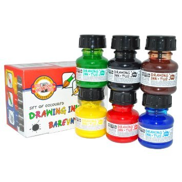 koh-i-noor-6-professional-colored-drawing-inks-141730