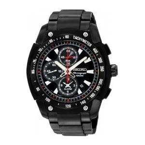Seiko SNAD49P1 Men Chronograph watchs