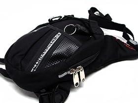 TMSu00ae Drop Leg Motorcycle Scooter ATV Enduro Dirt Pit Bike Cycling Fanny Pack Waist Belt Bag