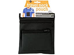 Bulk Buys Travel Neck Pouch -36-Pack