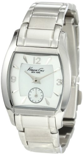Kenneth Cole Stainless Steel Ladies Mop Analogue Dial Bracelet Watch