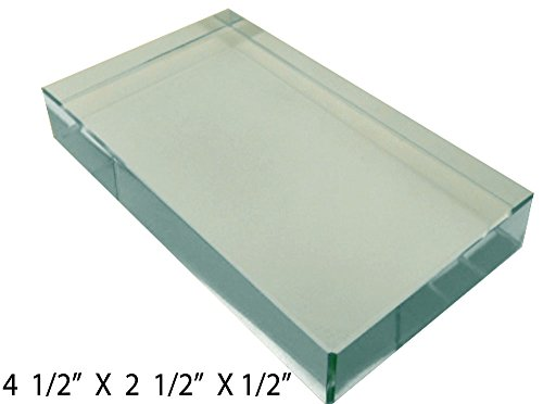 ToolUSA-45-X-25-Optical-Glass-Rectangular-Prism-For-Educational-Or-Photography-Use-To-Refract-Light-PP-06260