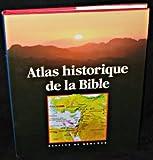echange, troc Joseph Rhymer - Atlas historique de la Bible