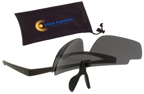 flip-up-sunglasses-with-polarized-lenses-by-ideal-eyewear-great-for-cycling-baseball-fishing-hiking-