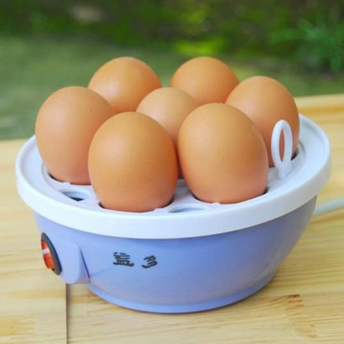 Bestim Unexpected Price Electric Egg Fry Cooker Steamer Poacher Boiler 1 To 7 Eggs