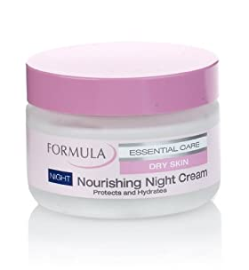 Formula Essential Care Dry Skin Nourishing Night Cream 50ml
