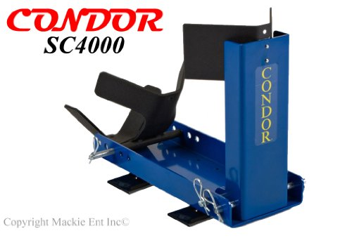 CONDOR - SCC4000/Scooter Chock-Motorcycle Wheel Chocks