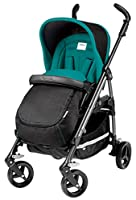 Compact Baby Stroller Pushchair Si Switch Acquamarina Peg Perego from Peg Perego