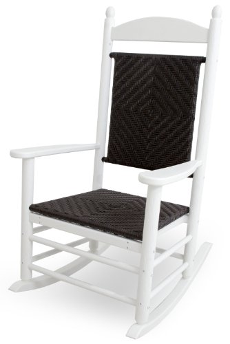 Polywood Rocking Chair front-656595