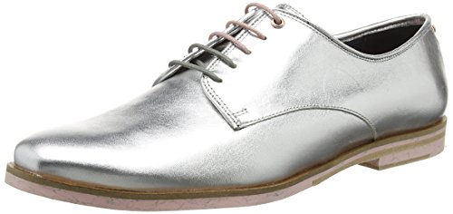 Ted BakerLoomi 2 - Stivali donna , Argento (Argento (Silver)), 39.5