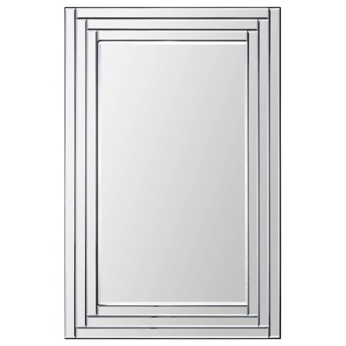 Ren-Wil Mt1290 Edessa Wall Mount Mirror By Kelly Stevenson And Jonathan Wilner, 36 By 24-Inch
