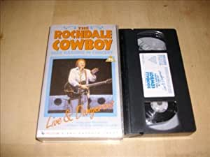 Mike Harding - The Rochdale Cowboy - Mike Harding In Concert: Live And Dangerous [VHS] [Import anglais]