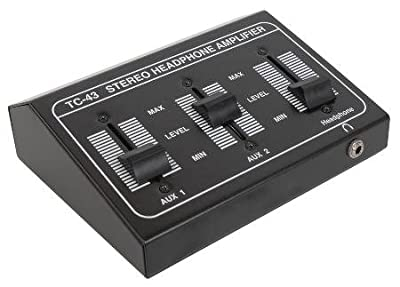 Input Source Mixer/Headphone Amplifier