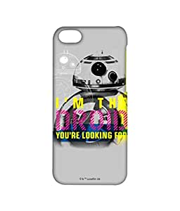 Block Print Company Astromech Droid Phone Cover for iPhone 5c