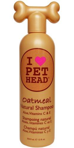 Pet Head Oatmeal Natural Shampoo 12oz