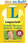 Langenscheidt Fu�ball - Deutsch / Deu...