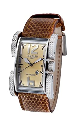 Locman Women's 501BRD Latin Lover Collection Steel Watch