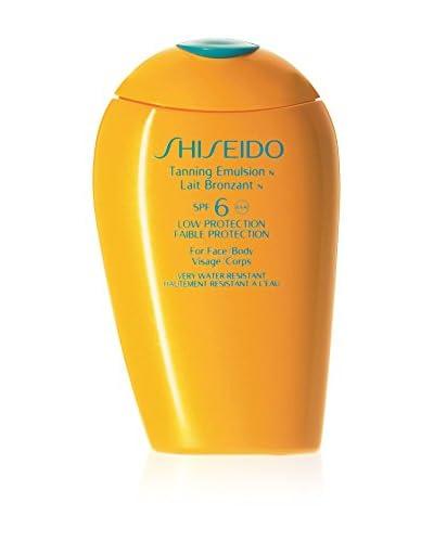 Shiseido Emulsión Tanning SPF 6 150 ml