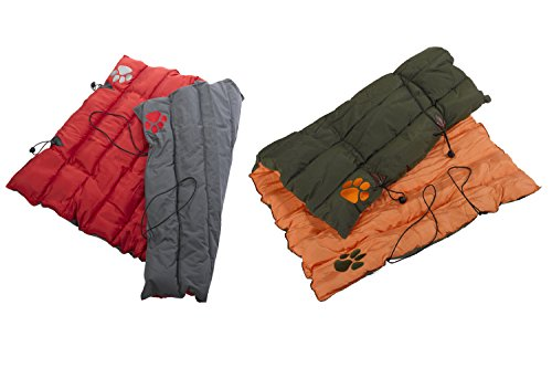 Outdoor-Paws-Dog-Travel-Mattress-Car-Boot-Protector-Pet-Mat-85cm-x-70cm-RedGrey-or-OrangeKhaki