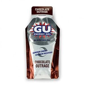 GU Chocolate Outrage Gel -