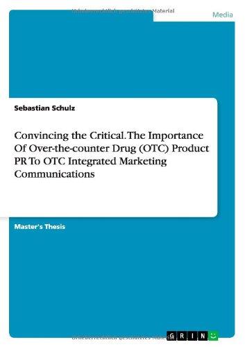 Master thesis marketing mix