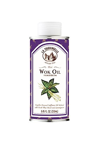La Tourangelle, Thai Wok Oil, 8.45 Fl. Oz. (Wok Oil compare prices)