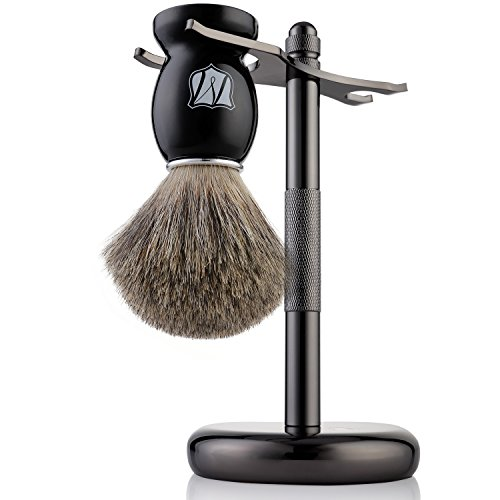 miusco-premium-100-pure-badger-hair-shaving-brush-and-luxury-shaving-stand-set-chrome-stand-wooden-b