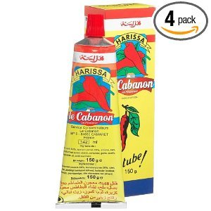 Harissa - Hot Sauce From France 4 Pack Combo 4x53oz from Le Cabanon