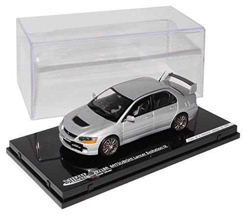 mitsubishi-lancer-evolution-ix-silber-limousine-1-43-vitesse-modell-auto