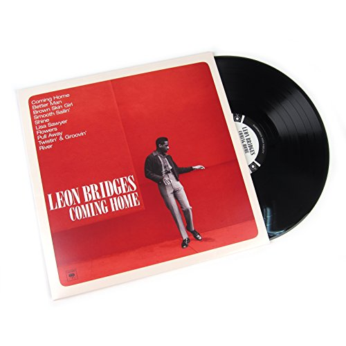 Coming Home Deluxe Leon Bridges: Leon Bridges CD Covers