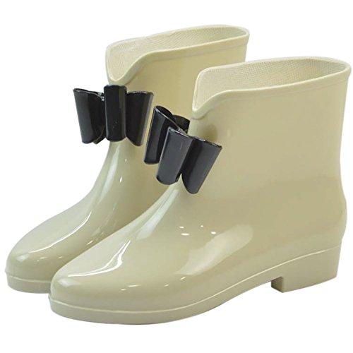 womens-waterproof-rubber-jelly-anti-slip-rain-boot-buckle-ankle-high-rain-shoes