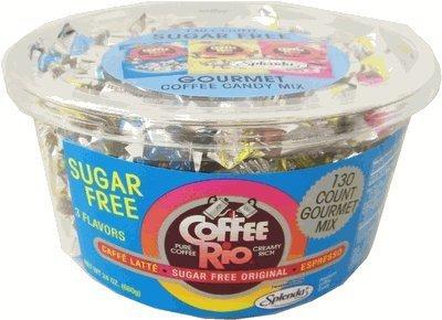 Coffee Rio Sugar Free Gourmet Candy Mix 24oz.